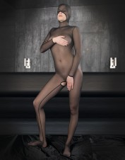 FAF Lingerie. Bodystocking New Dimension Of Passion. FAF-437, Color: AS SHOWN