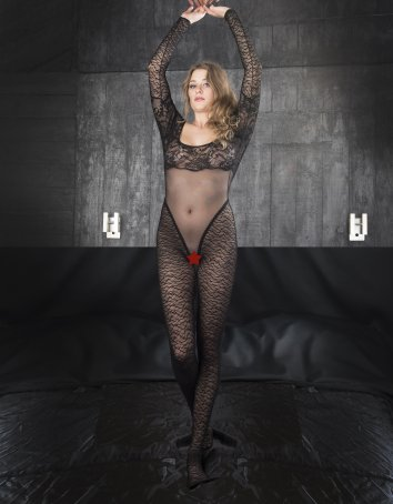 Impress the New Flame Bodystocking