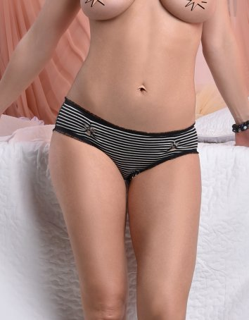 Soft Fabric Charming Figure Panties