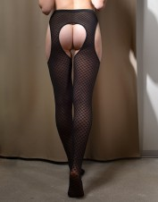 FAF Lingerie. Everything Will Be Exposed Pantyhose. FAF-370, Color: AS SHOWN